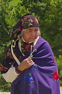 Ruth Moses Wapato