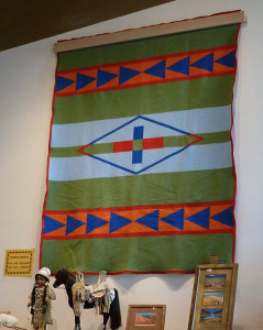 Special 50th Anniversary Commemorative Pendleton Blanket for the NPNHP at Spalding